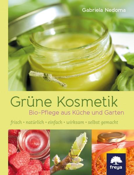 Grüne Kosmetik: Bio-Pflege aus Küche und Garten